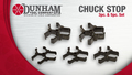 Image of Dunham Chuck Stop - 3pc. & 5pc. Sets Video